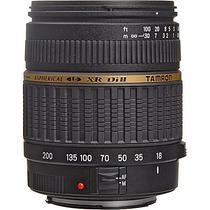 Lente Tamron 18-200mm F/3.5-6.3 Xr Di-ii Ld If Para Canon