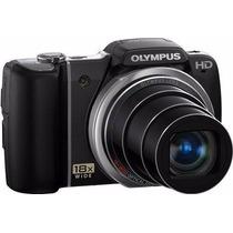 Câmera Digital Olympus14mp Zoom18x 3d Barato Panoramica
