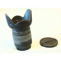 Sigma Dc 17-70mm F 2.8 4.5 P/ Canon, Leia! Frete Grátis!