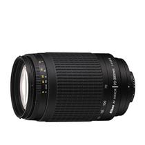Lente Nikon Intercambiável Nikkor 70-300mm F/4-5.6g Af Zoom