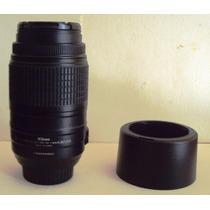 247 Prd Lente Câmera Fotográfica Digital Nikon 55-300mm Zoom