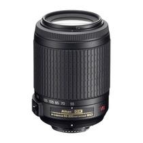 Objetiva Nikon Af-s Dx Zoom 55-200mm F/4-5.6g If-ed Vr