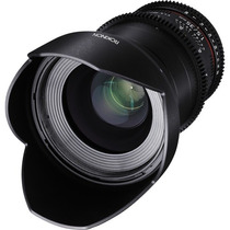 Lente Rokinon 35mm T1.5 Cine Ds As If Umc Par Canon Ef Mount