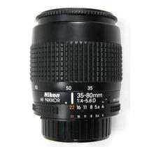 Nikon Af Nikkor 35-80mm F4-5.6 D Autofoco Zoom