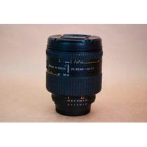 Lente Nikon 24-85mm 1:2.8-4d - Auto Focus- Serve Digitais