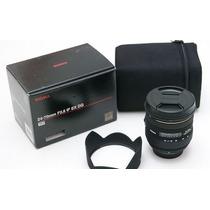 Lente Sigma 24-70mm F/2.8 If Ex Dg P Nikon Mercadoplatinum