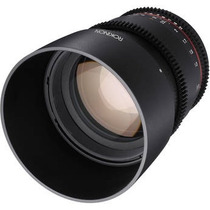 Lente Rokinon 85mm T1.5 Cine Ds Lens For Canon Ef Mount 2015