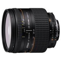 Nikon Af Nikkor 24-85mm F/2.8-4d If Garantia 1 Ano