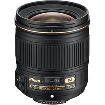 Nikon Lente Af-s Nikkor 28mm F/1.8g