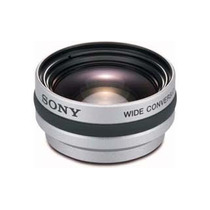 Lente Sony Vcl-dh0730 Novas Lacradas Com Garantia