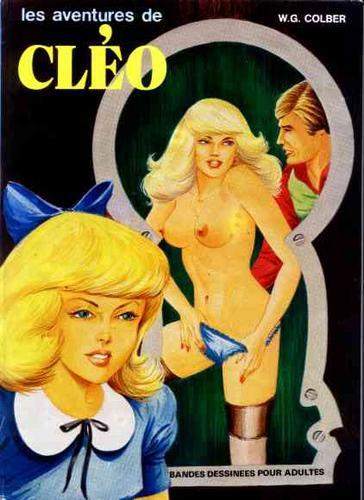Les Aventures De Cléo - W.g. Colber - Capa Dura