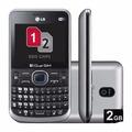 Celular Dual Chip Desbloqueado C397 Wi-fi 1gb Whats-preto