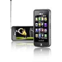 Lg Tv Phone Scarlet Ii Gm600 3,2 Mp Novo De Vitrine