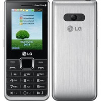 Celular Lg A395 4 Chips Câmera 1.3 Fm + 4gb Largospel