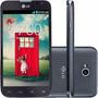 Celular Smartphone Lg L70 Dual 3g Na Caixa Lacrado Com Nfe