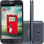 Smartphone Lg L70 Celular D325 Android 4.4 Dual Chip 1gb Ram
