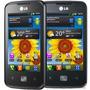Celular Desbloqueado Lg Optimus Hub E510 Preto Com Android 2