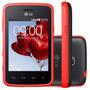 Celular Lg L30 Wi Fi Android 4.4 3g Sporty Pronta Entrega.