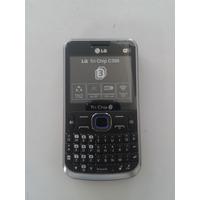 Celular Lg Tri Chip C398 ( Garantia De 1 Ano)