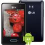 Lg L3 Ii E425 3g Android 4.1 Câm 3mp Wifi Fm 4gb- De Vitrine