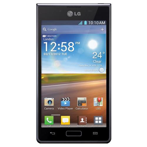 Lg Optimus L7 P705 - Wi-fi + 3g, Android 4.0, 4gb,de Vitrine