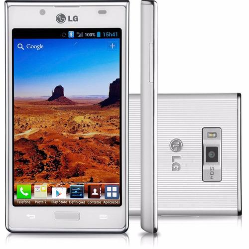 Lg Optimus L7 P705 - Wi-fi + 3g, Android Aparelho De Vitrine