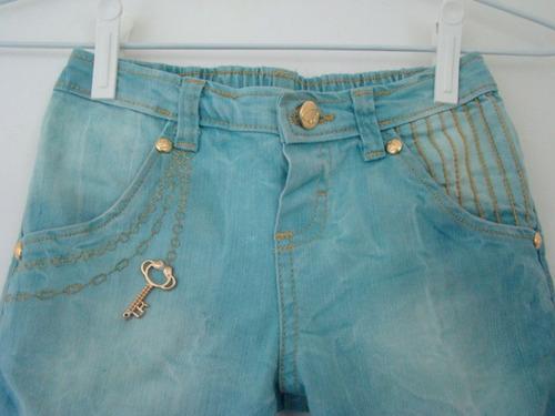 Lilica Ripilica - Calça Jeans.