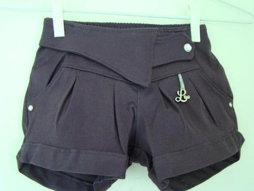 Lilica Ripilica - Shorts Roxo.