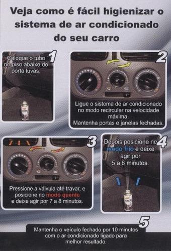 Limpa Ar Condicionado ( Residen/automot ) - Mundial Prime