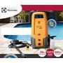 Electrolux Ultra Wash 2500psi Lavadora Completa Nova Nf Gar