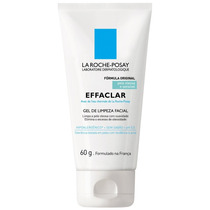 La Roche Posay Effaclar Gel De Limpeza Facial 60g