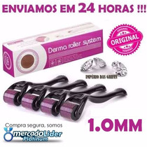 Dermaroller 1.0 Mm - 540 Agulhas Anvisa No.80213730012