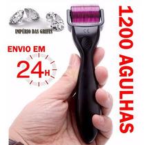 Dermaroller 2.0 Mm - 1200 Agulhas Anvisa No.80213730012