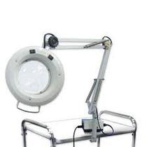 Luminària Com Lupa X8 Para Bancadas Estek
