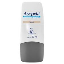 Asepxia Base Liquida Cor Natural 30 Ml
