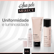 Kit Clareador De Manchas Mary Kay***loção+máscara+serum Even
