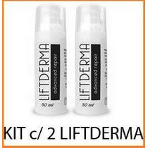 Liftderma -100% Original - Rejuvenescedor - Kit Com 2 Fscos.
