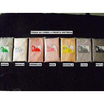 Argila Facial Corporal Kit 4kg Com Preço De 3kg Várias Cores