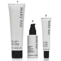 Kit Mary Kay Sistema Cuidados Da Pele Tendência À Acne