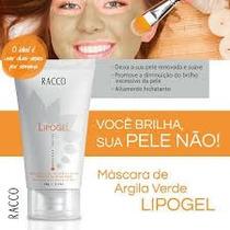 Máscara De Argila Anti Acne Lipogel 60g