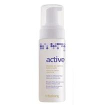 Active Mousse De Limpeza Purificante