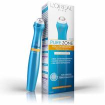 Antiacne Pure Zone Gel Secativo Roll On 15ml - Loréal Paris