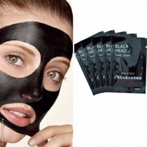5 Sachês De Máscara Black Head Pilaten! Remova Cravos Em 10m