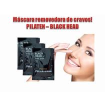 Máscara Para Cravos Black Head Pilaten