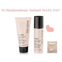 Kit Microdermabrasão Timewise Esfoliante Peeling Mary Kay