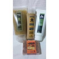 Kit-gel Para Esfoliante Facial De Mulateiro Ant-rugas-150-g