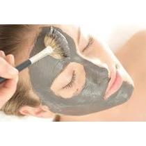 Máscara Anti Acne Manchas Espinhas Com Liquido Para Preparo