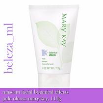 Máscara Facial Botanical Effects Pele Oleosa Mary Kay