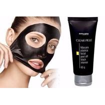 Máscara Preta Removedora De Cravos (black Head) - Pote 60g