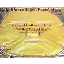 Mascara Facial Hidrata Anti Rugas Colágeno Gold Bio Ouro